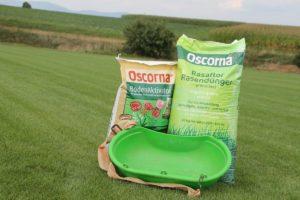 Rasendünger und Bodenverbesserer